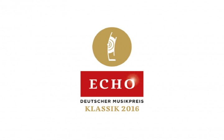"Echo Klassik pour le Concert royal de la Nuit : ""World premiere recording of the Year"""