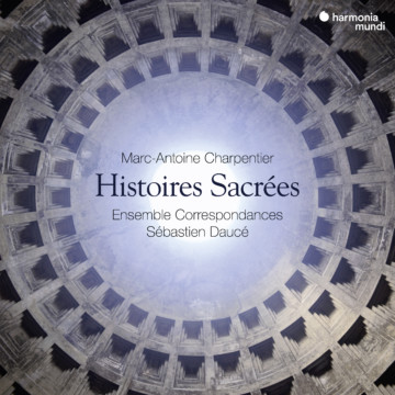 "Classica's Choc of the Year for the recording ""Histoires Sacrées"""