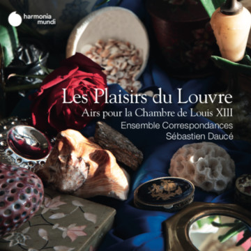The recording « Les Plaisirs du Louvre » comes out !