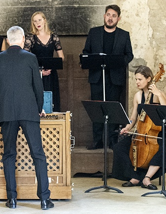 Musical week-end Couperin
